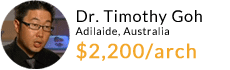 Dr. Timothy Goh Snap-On Smile Pricing
