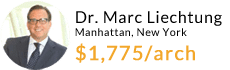 Dr. Marc Liechtung Snap-On Smile Pricing
