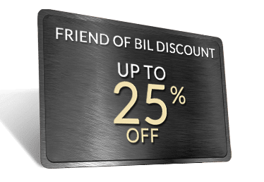 25% Discount on Purchases